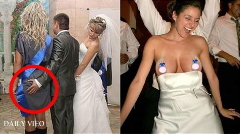 40 Inappropriate Weird And Funniest Wedding Photos Ever