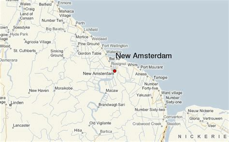 New Amsterdam Guyana Leisure Inn