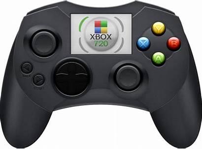Xbox 720 Blueamnesiac Deviantart Console Gen Games