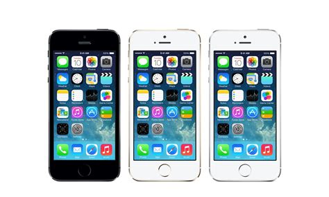 how much iphone 5s apple reveals iphone 5s the rumors were true