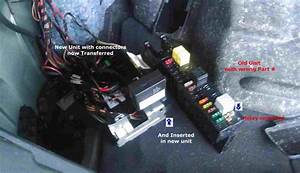 W203 Rear Sam Wiring Diagram