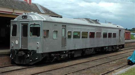 Tulloch 600hp Diesel Rail Car Drc40 At Daylesford