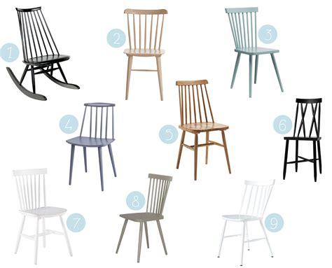 ou trouver des chaises de cuisine où trouver une chaise à barreaux scandinave