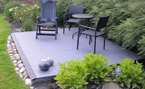 Terrassenplatten Aus Kunststoff : terrasse neu anlegen mit expo dekor bodenplatten ~ Sanjose-hotels-ca.com Haus und Dekorationen