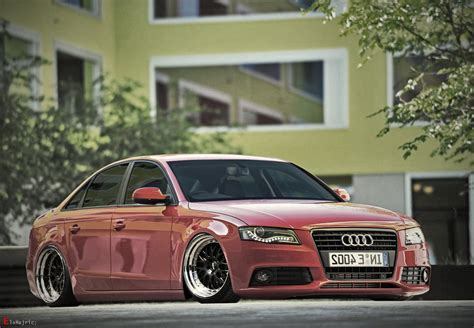 slammed audi audi a4 slammed by clipse89 on deviantart