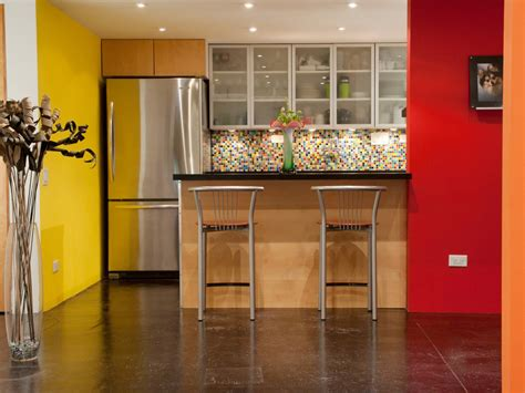 Painting Kitchen Walls Pictures Ideas Tips From Hgtv