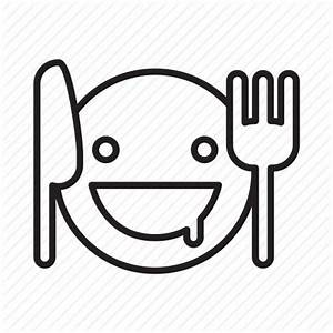 Image Gallery hungry smiley