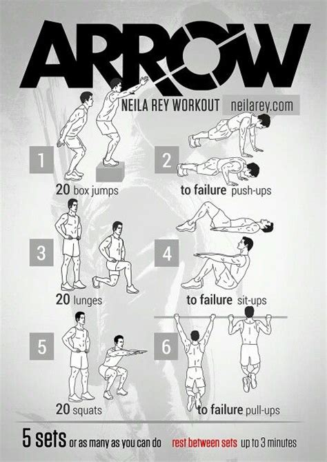99 best images about Get Fit With These Heroic Workouts on ...