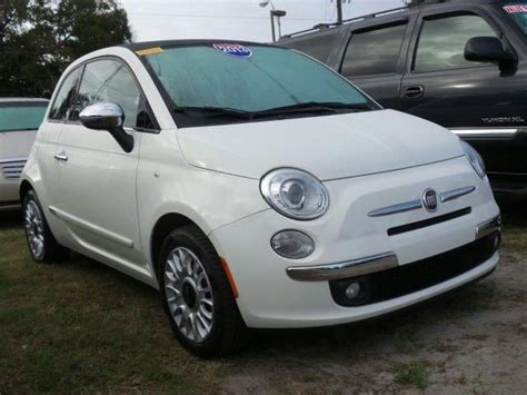 Fiat 500 White by White Fiat 500 Used Cars In Mitula Cars