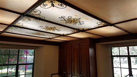 decorative fluorescent light panels kitchen fluorescent light covers decorative ceiling panels 200 8583