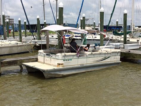 Pontoon Boat Rental Galveston by Avalon Pontoon 2006 For Sale For 6 500 Boats From Usa