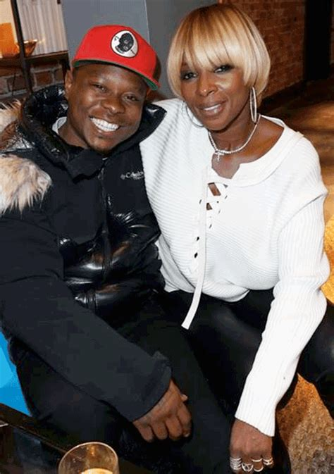 Mary J Blige Is Dating . . . A Much YOUNGER . . . Popular ...