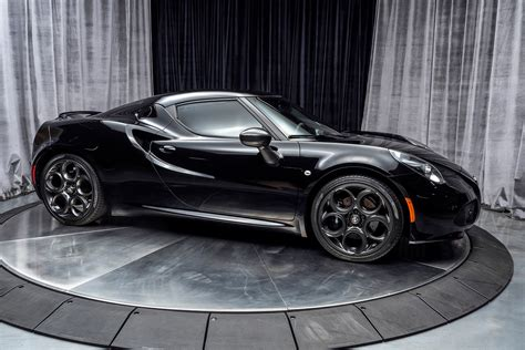 2015 Alfa Romeo 4c Msrp by Used 2015 Alfa Romeo 4c Coupe Msrp 68k For Sale Special