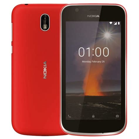 nokia 1 the best smartphone with the lowest price 2018