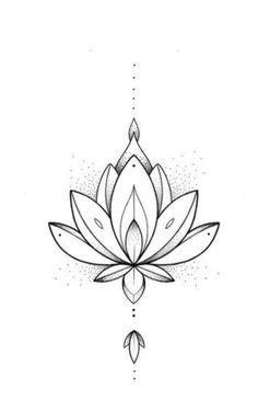 Image result for lotus flower art   Lotus flower art, Lotus flower mandala, Flower tattoo designs
