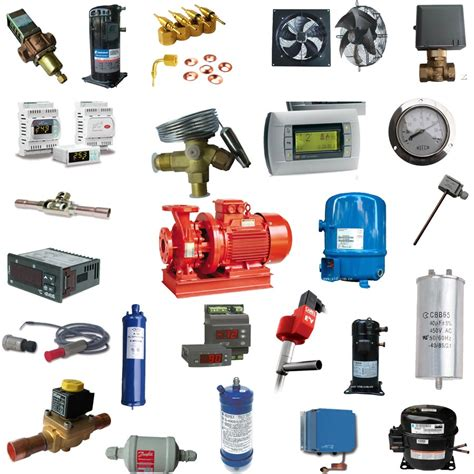 List of global suppliers,across over 241 countries worldwide. HVAC Spare parts