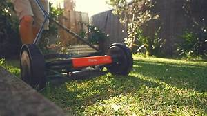 Push Mower Magic - Flymo H40 Review Vs Ozito
