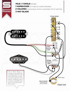 Tele Wiring Possibilities