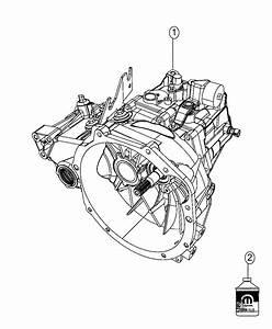 Jeep Compass Transaxle  Transmission  5 Speed  Module  Power  Train