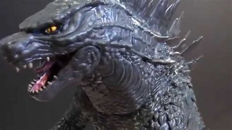 neca   tall   long godzilla  figure review