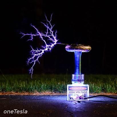 Tesla Coil Onetesla Fun Musical