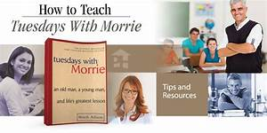Free Teaching Guide  Tuesdays With Morrie