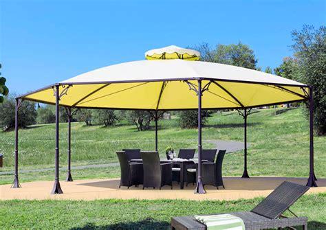 gazebo ferro per giardino gazebo da giardino in ferro momi tendaggi