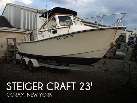 steiger craft boats  sale