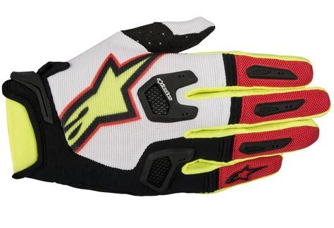 alpinestar motocross gloves alpinestars tech 8 alpinestars racefend motocross gloves