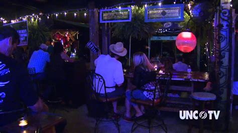 the deck at river twist nc weekend unc tv youtube