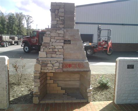 awesome diy outdoor fireplace kits 8 outdoor fireplace