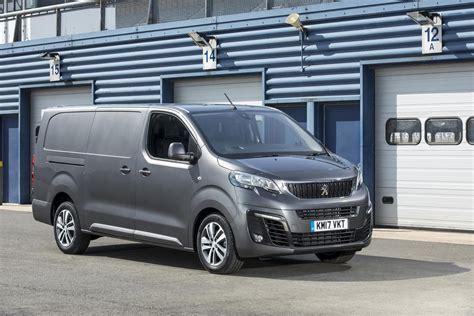 Best Electric Vans 2016 by Peugeot Expert Review 2019 Parkers