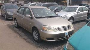 2004 Toyota Corolla Ce 1 8l Fwd For Sale  Asking Price Is