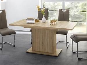 Tisch 80 X 120 Ausziehbar : esstisch ausziehbar eiche s gerau 120 160 x80cm s ulentisch eckbanktisch patrick ebay ~ Bigdaddyawards.com Haus und Dekorationen