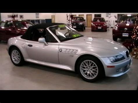 2 Seater Bmw by 2000 Bmw Z3 2 8l 11896 2 Seater Convertable Only 25k