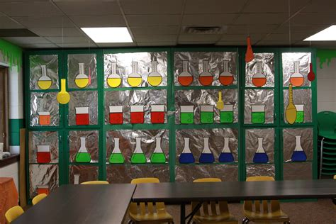Decorating Ideas For Vbs 2015 by Preschool Science Lab Vbs 2015 Science Lab Decorations