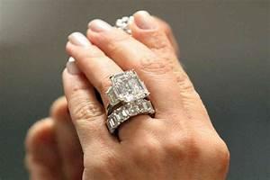 Kim Kardashians Cursed Engagement Ring For Sale The Cut