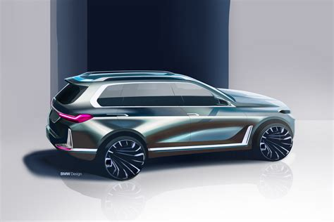 Is Bmw Looking To Challenge The Bentley Bentayga With An