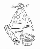 Coloring Sweets Treats Birthday Sweet Awesome Simple Sheets Template sketch template