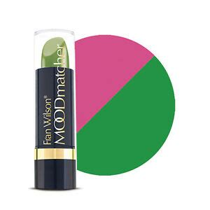 green color changing lipstick fran wilson mood matcher makeup color changing lipstick