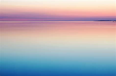 wallpaper seascape calm ocean sunset hd  nature