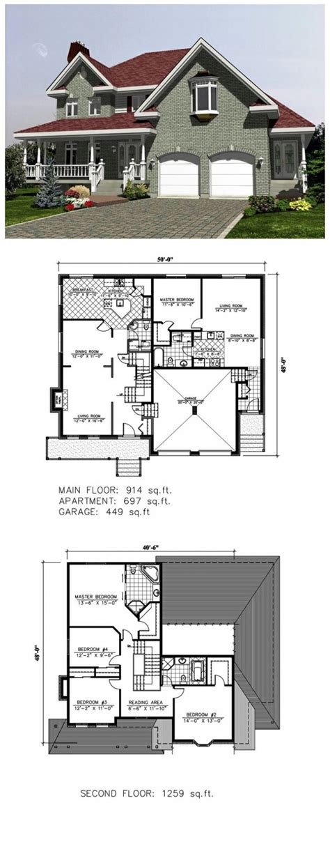 home plans with inlaw suites house separate in