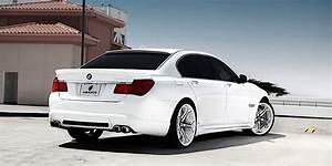 Car BMW 7-Series on Asanti Forged CX173 Wheels