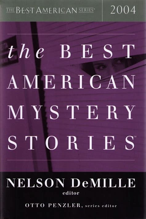 The Best American Mystery Stories 2004  Jeff Abbott