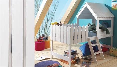 cabane pour chambre lit cabane tipee chambre enfant meubles