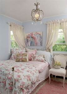 30 cool shabby chic bedroom decorating ideas for for Shabby chic bedrooms pictures