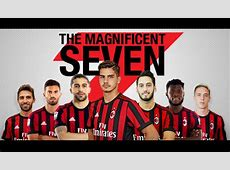 AC Milan Player Salary List 20172018 1718 And Squad