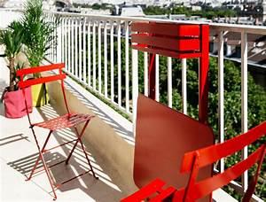 Table Balcon Pliante : table pliante balcon bistro rabattable 77 x 64 cm muscade fermob ~ Teatrodelosmanantiales.com Idées de Décoration