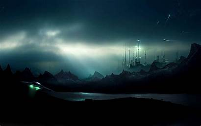 Sci Fi Wallpapers Scifi Background Science