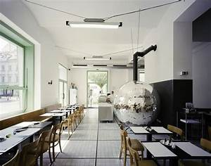 A rotating disco ball pizza oven by lukas galehr colossal for Rotating disco ball pizza oven by lukas galehr